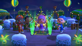 Image for Animal Crossing: New Horizons' free January update will get you in the carnival spirit