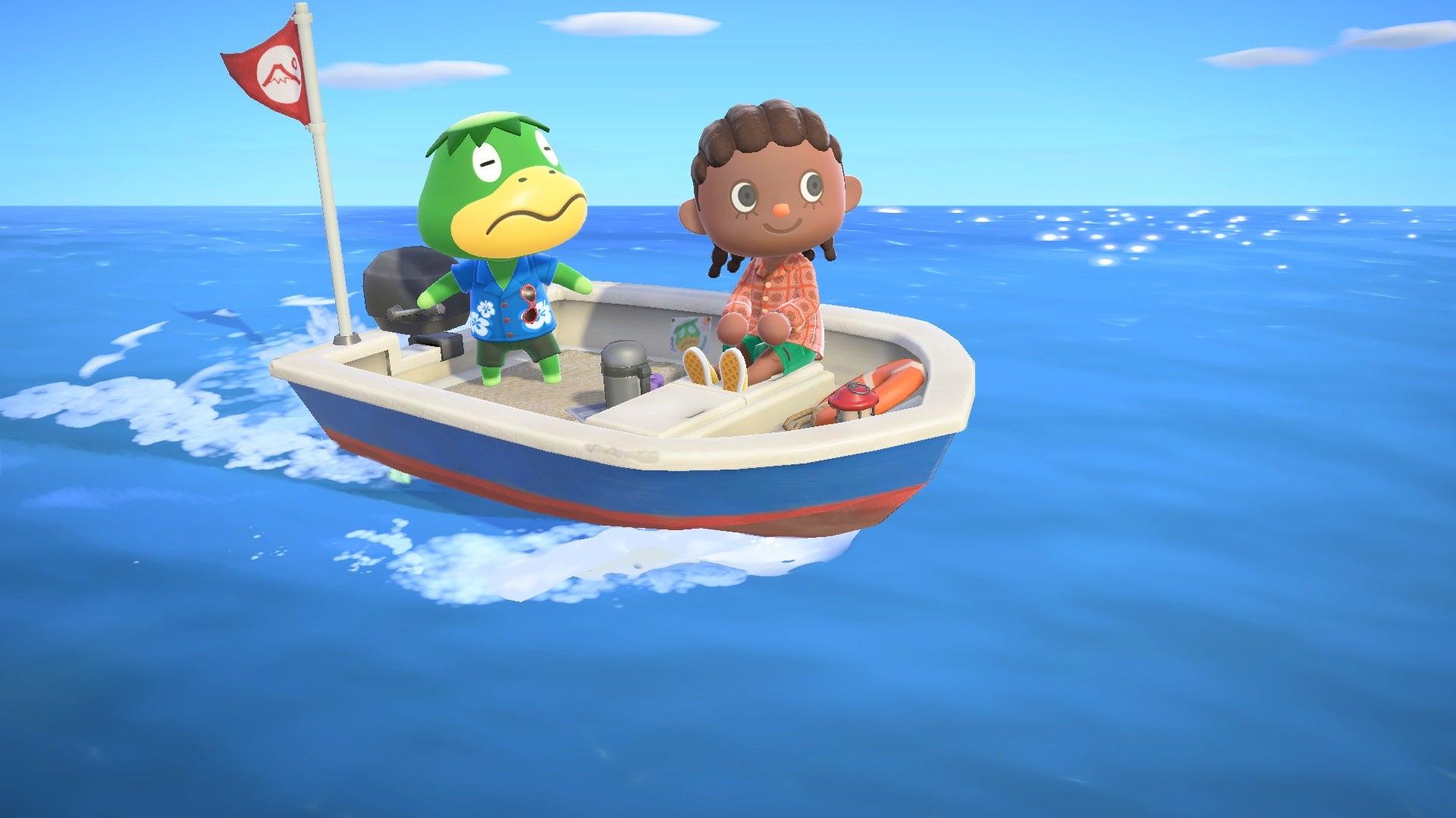 Animal Crossing: Pembaruan gratis tanah New Horizons pada 5 November