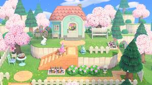 Image for Animal Crossing: New Horizons Happy Home Paradise is paid DLC coming in November