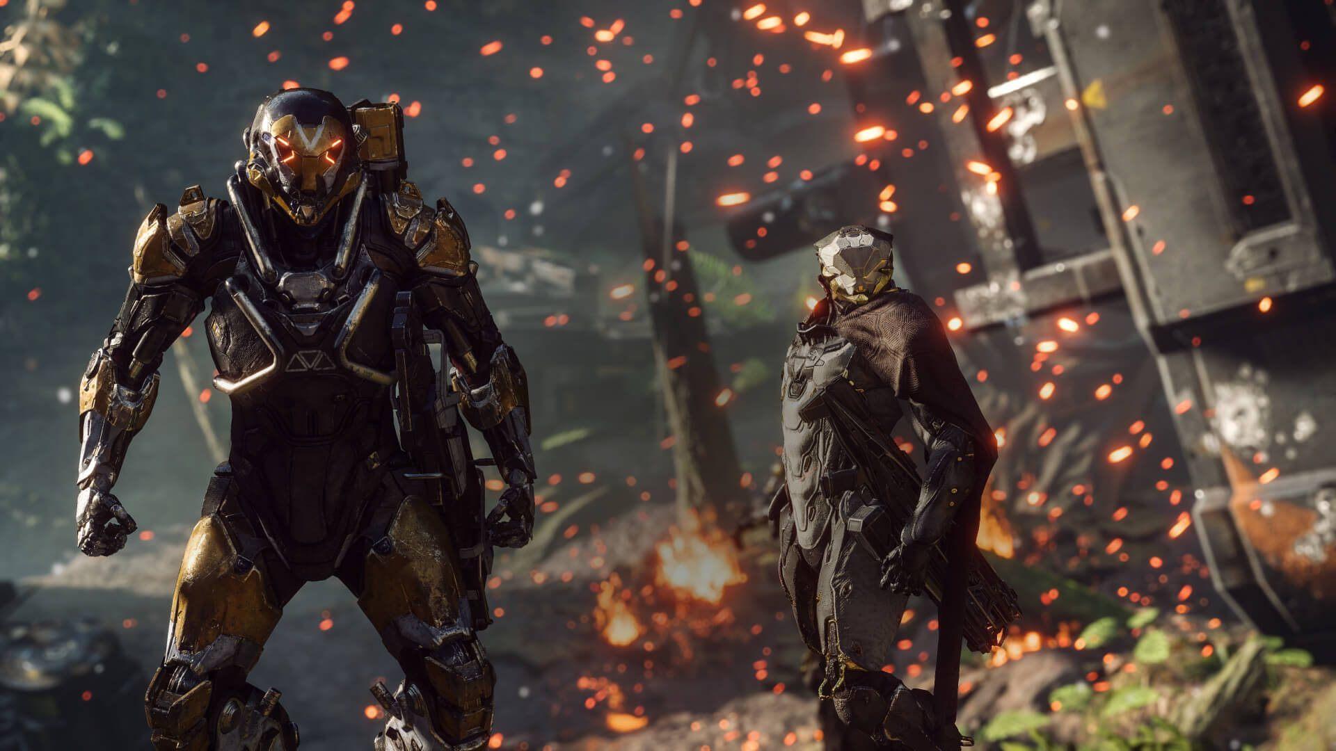 Image for Anthem pre-order details revealed alongside pre-launch demo