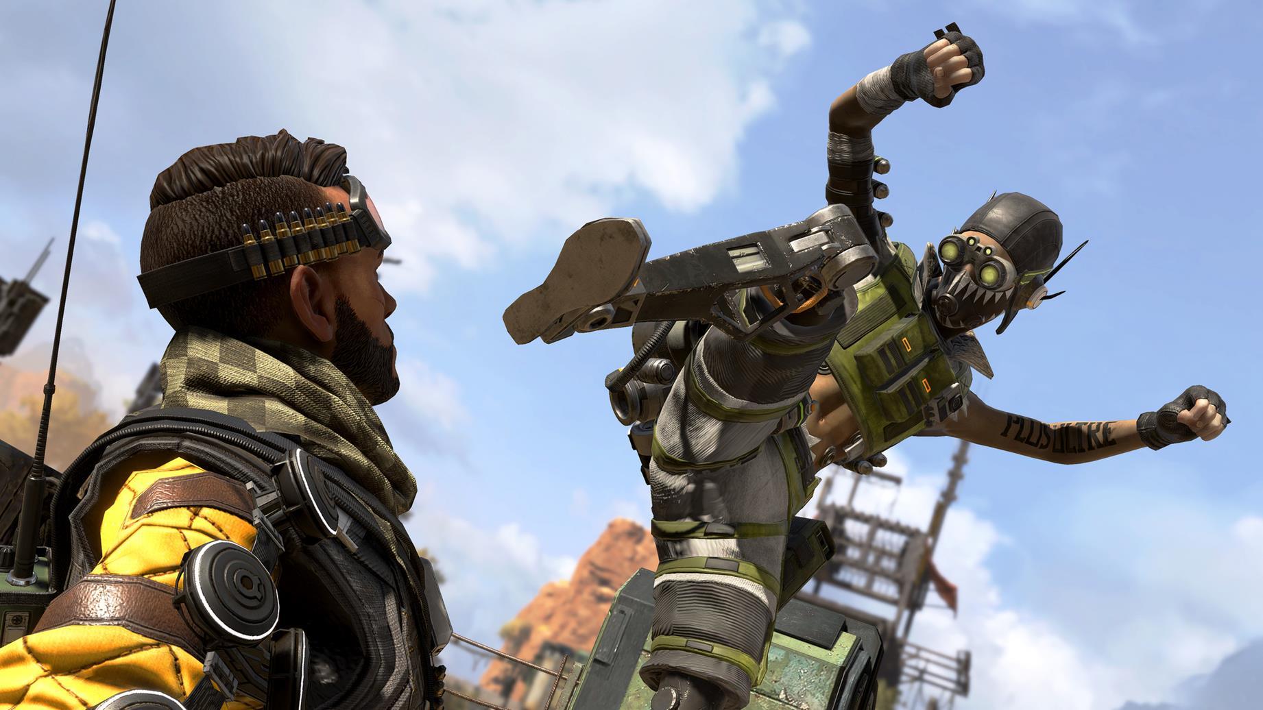 Image for Apex Legends Battle Pass reward tiers