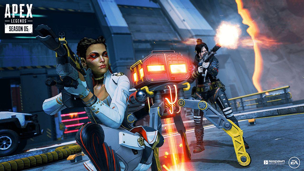 Image for Apex Legends interview - SBMM, Titans, story, secrets, Pathfinder nerf, and more