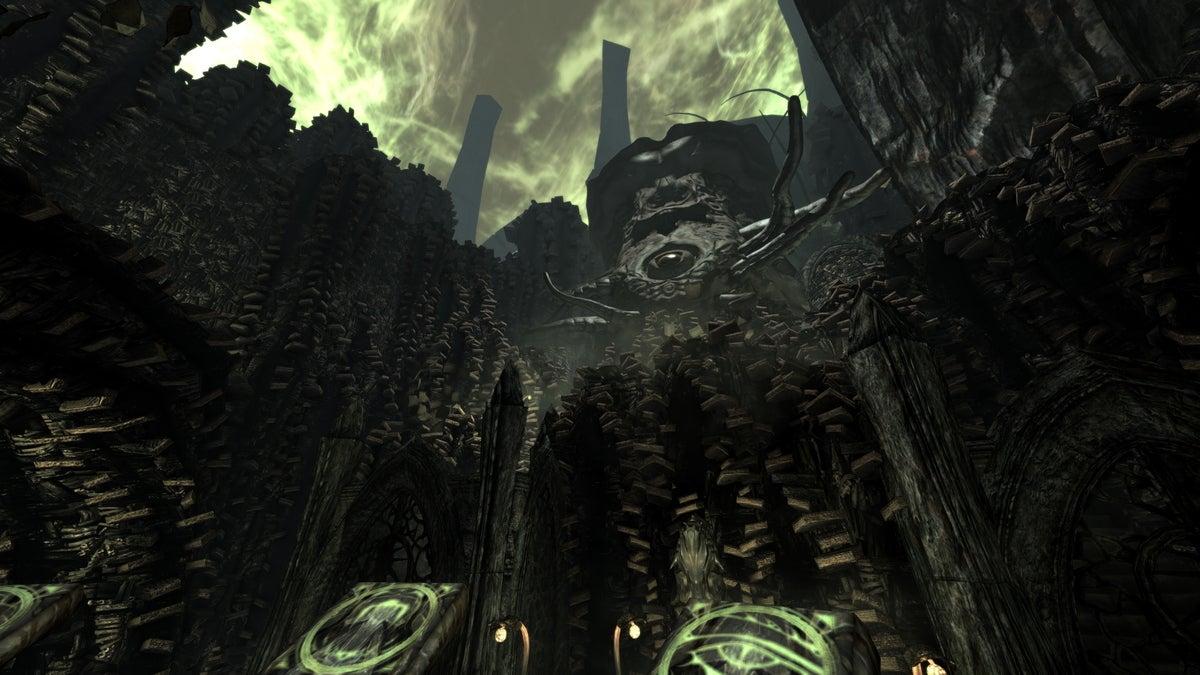 Image for Massive Skyrim mod Apotheosis takes you back to Oblivion