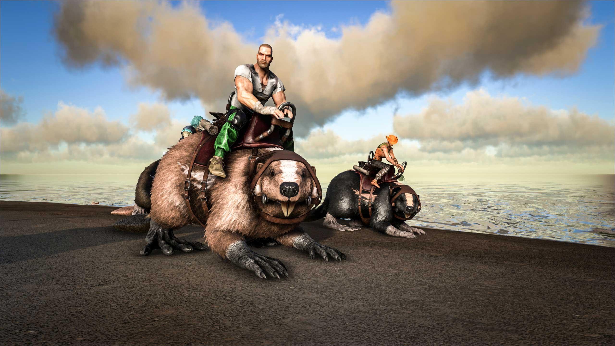 Image for Ark: Survival Evolved full release pushed back, Ragnorak DLC also delayed
