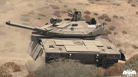 Image for Arma 3 celebrates Alpha anniversary with M2A4 Slammer tank