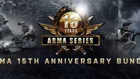 Image for Arma series 85% off for one day only