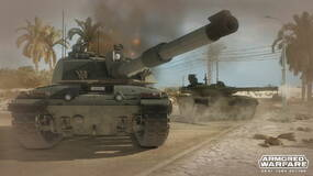 Image for Armored Warfare rolls into Early Access on PS4