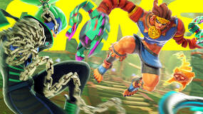 Image for Arms continues to stretch out with a new fighter and stage for its 4.0 update