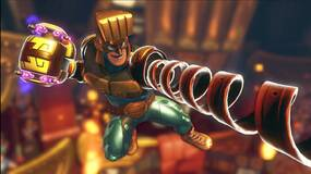 Image for ARMS is adding a custom controls option in an upcoming patch