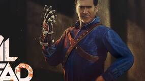 Image for Evil Dead's Ash Williams coming to Dead by Daylight as DLC next week