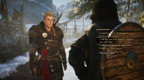 Image for This Assassin's Creed Valhalla mod means Eivor need not be jealous of an NPC's haircut