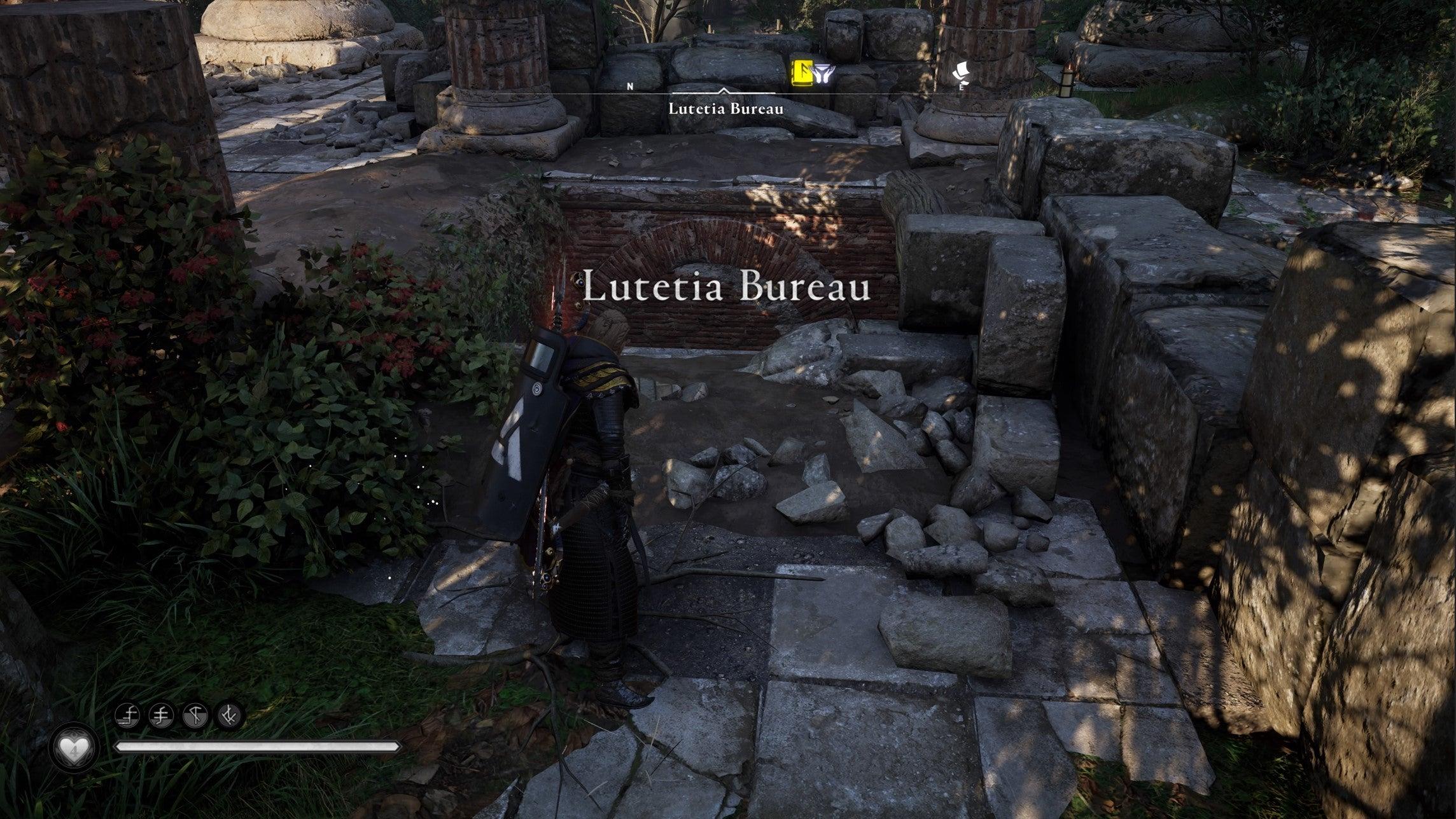 Image for Assassin's Creed Valhalla Siege of Paris Hidden Quest | Roman Excavation solutions