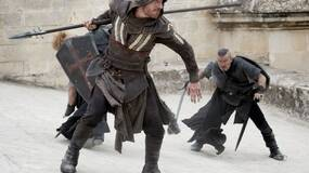 Image for Watch the new Animus in this clip from Assassin's Creed movie