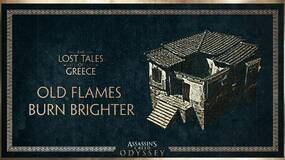 Image for Old Flames Burn Brighter in Assassin's Creed Odyssey's newest Lost of Tales of Greece