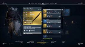 Image for Assassin's Creed Origins: get and upgrade the best weapons and tools for the job
