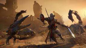 Image for Watch new Assassin's Creed Origins mission Incoming Threat, which sets the game up for the Hidden Ones DLC expansion