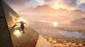 Image for Assassin's Creed Origins contains a huge historical discovery that only became public knowledge last week