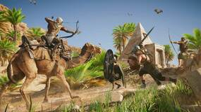 Image for Assassin's Creed Origins: Bayek voice actor didn't know he was auditioning for Assassin's Creed