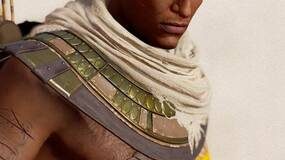 Image for Assassin's Creed Origins PC users who like a bit of scruff can soon change Bayek's follicles to their liking