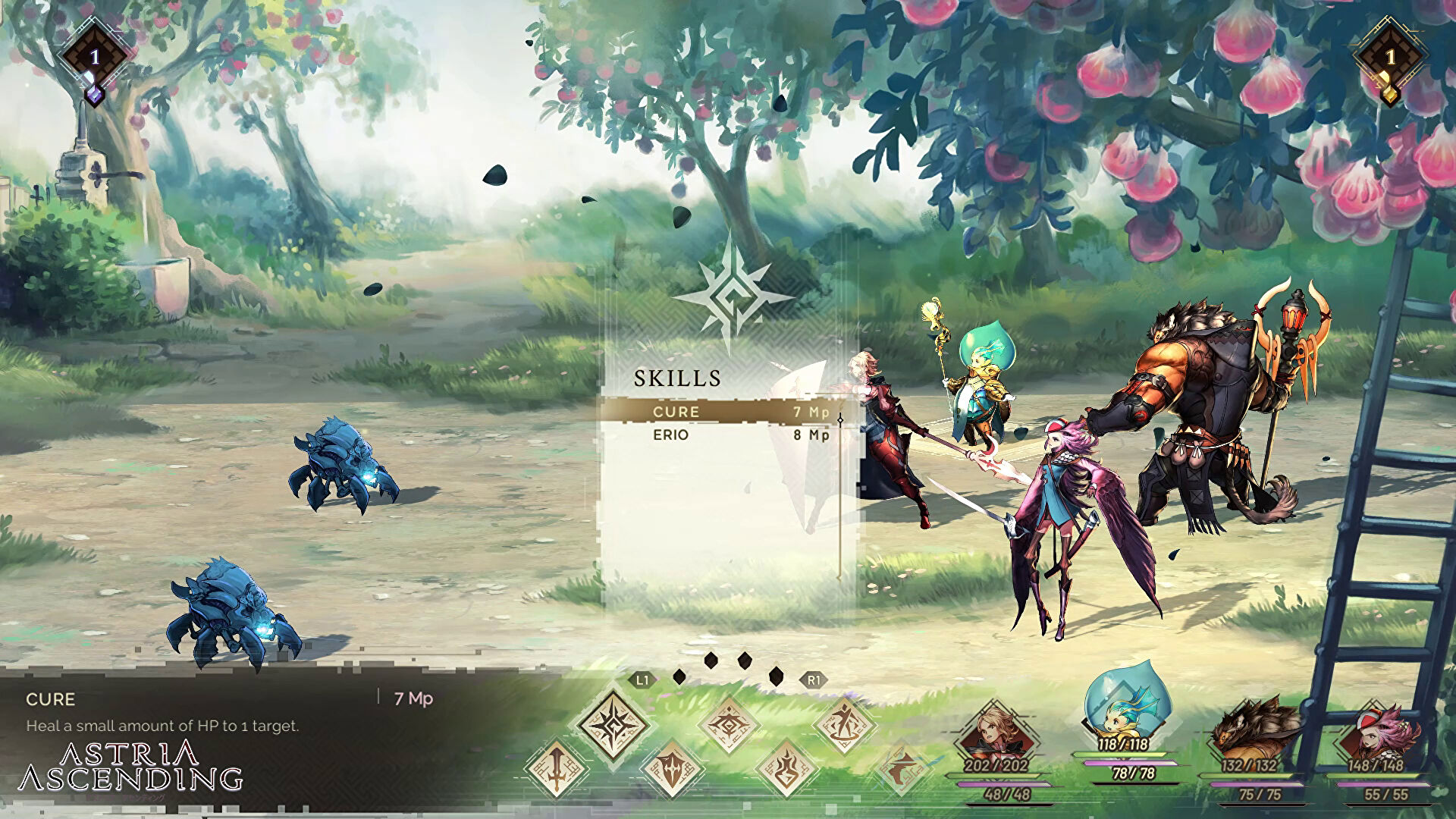 Astria Ascending review - A confusing slog that's also pretty | VG247