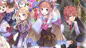 Image for Atelier Rorona: The Origin Story of the Alchemist of Arland TGS 2013 trailer released