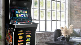 Image for The home arcade scene is enjoying a lockdown-driven surge