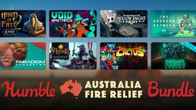 Image for Humble has launched a bundle to support the Australian Wildfire Relief Fund