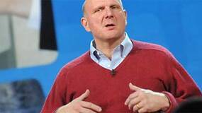 """Image for Ballmer: Kinect to support PC in """"formal way in the right time"""""""