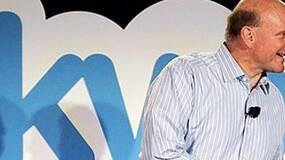 Image for Ballmer excited over gaining Skype's 170 million users