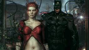 Image for Poison Ivy takes a ride in the Batmobile in this Batman: Arkham Knight video