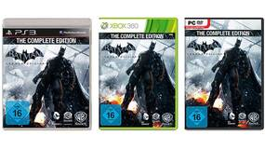 Image for Batman: Arkham Origins Complete Edition is probably happening