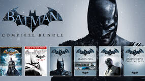 Image for Get all Batman Arkham games and DLC for $10