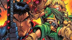 Image for Battle Chasers slated for PC, consoles; comic picks up where 2001 storyline left off