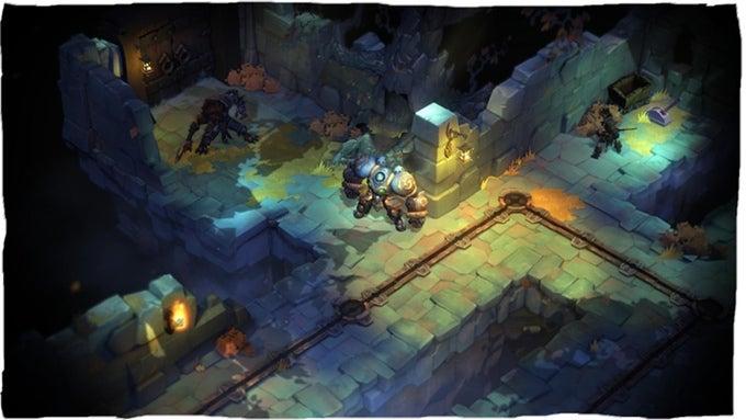 Image for Joe Madureira and former Darksiders devs take Battle Chasers: Nightwar to Kickstarter