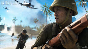 Image for Watch gameplay from Battlefield 5's new Pacific maps: beach landings, M1 Garand and more