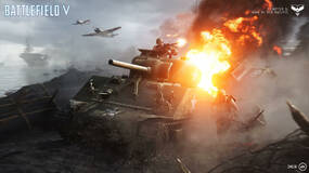 Image for Experience gaming's best WW2 beach landing and ferocious tropical storms in Battlefield 5's new maps