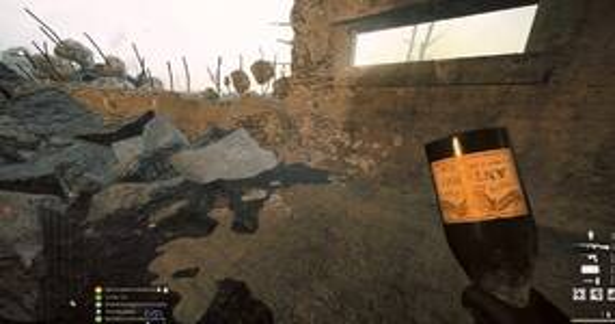 Image for Battlefield 1: Apocalypse - here's how to unlock the hidden melee weapon the Broken Bottle