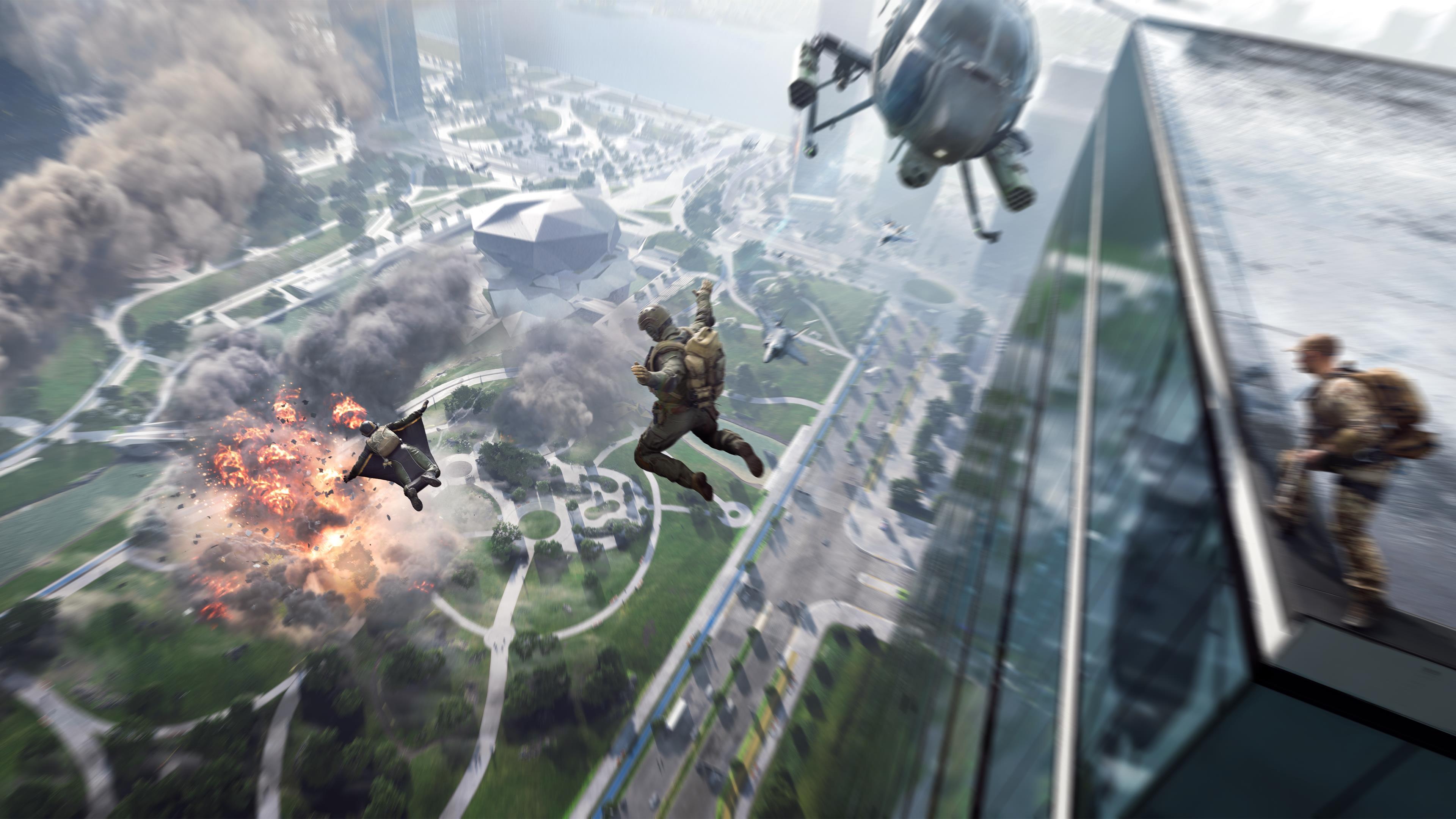 Image for Battlefield 2042 delayed to November