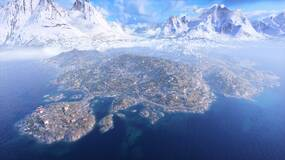 Image for Battlefield 5 Firestorm map is 10x larger than the game's biggest map