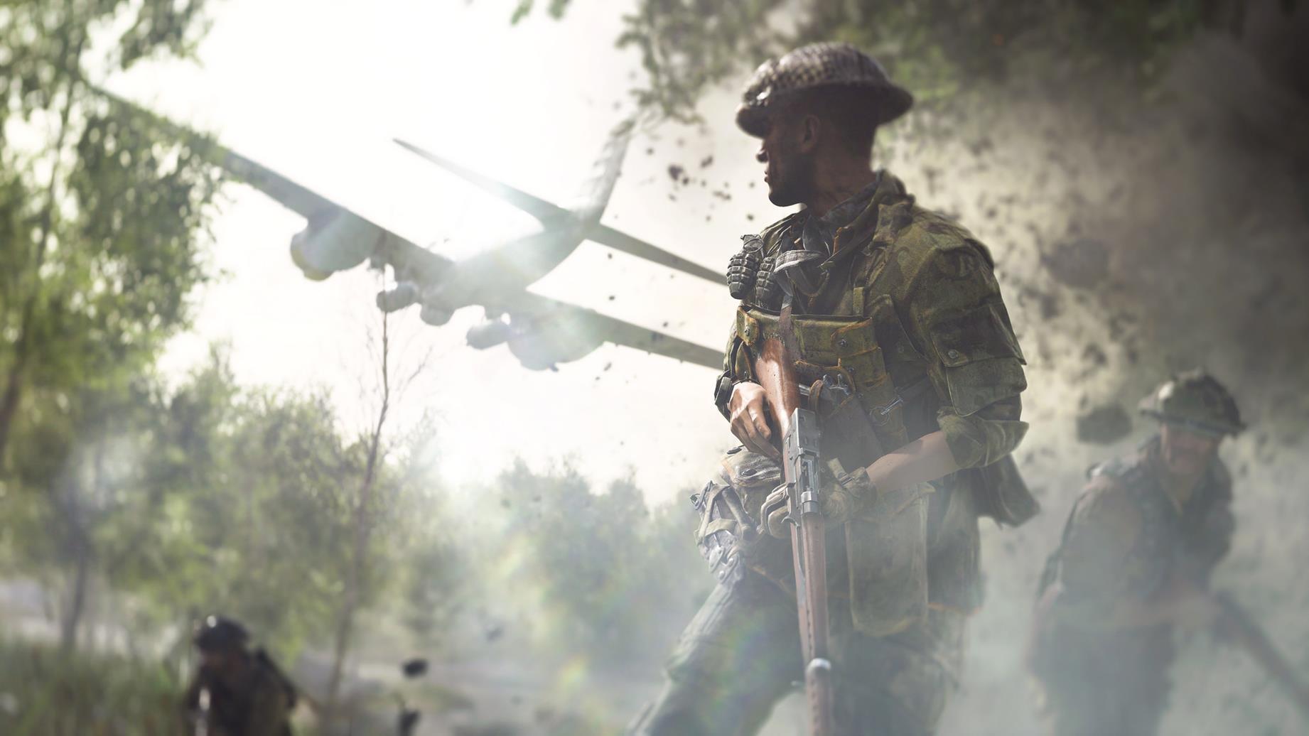 Image for Battlefield 6's supposed reveal trailer leaks in full