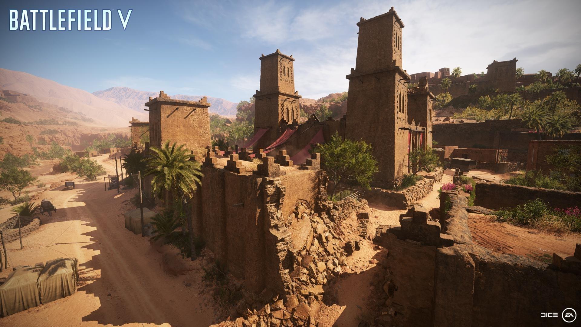 Image for Battlefield 5's last major update is here