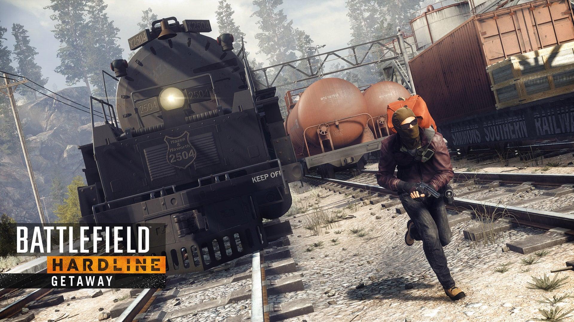 Image for Battlefield Hardline: Getaway cinematic trailer shows what Premium folks get January 12