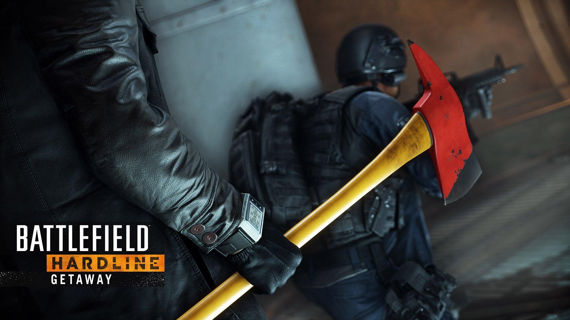 Image for Battlefield Hardline Getaway DLC free on PC, PS3 & PS4