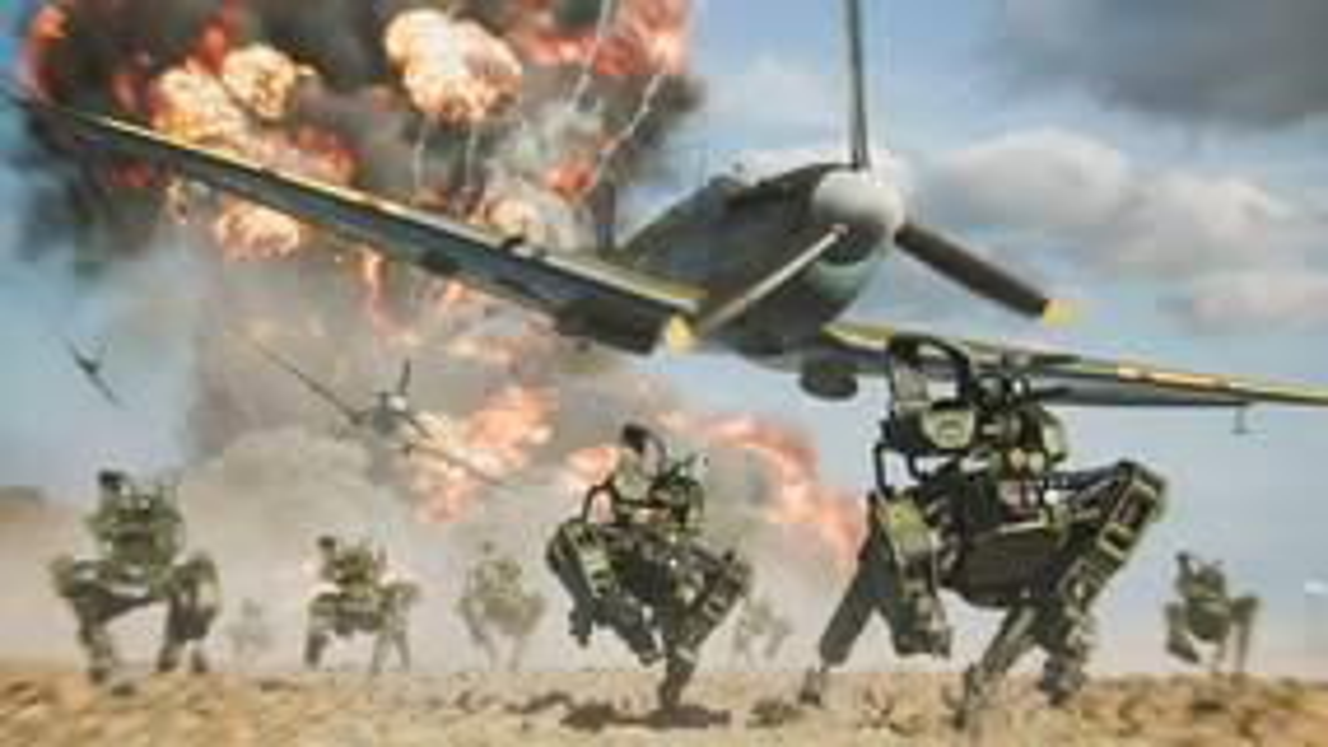 Image for Battlefield Portal is Battlefield 2042's dream factory