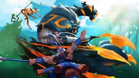 Image for Battlerite Royale will merge MOBA and Battle Royale this week