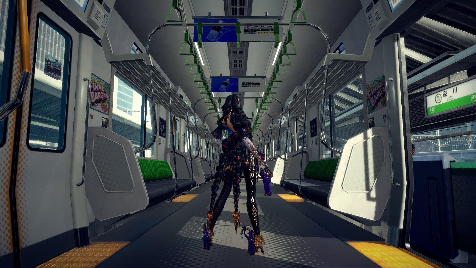 "Image for Probability of Bayonetta 2 and Bayonetta 3 on Xbox and PlayStation ""isn't zero"", says Kamiya"