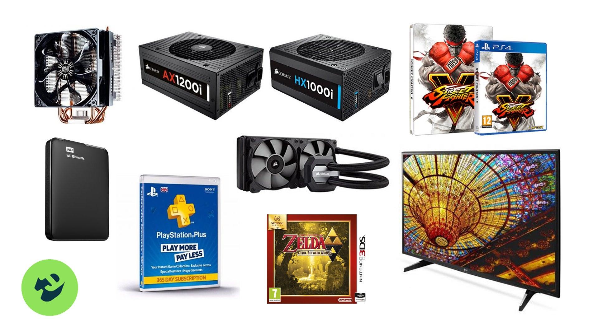 Image for This week's best games deals: Zelda, Bioshock, Uncharted 4, Doom and more