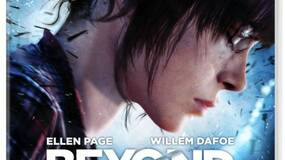 Image for Beyond: Two Souls box art is rather melancholy