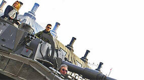 Image for Battlefield 3's UK launch involves driving tanks through London - video