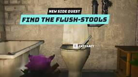 Image for Biomutant Toilet Puzzle   Where to find all the Flush-Stools